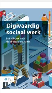 Digivaardig sociaal werk omslag