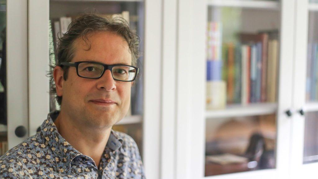 Hans Versteegh van Welzijn 3.0, social media in zorg en welzijn
