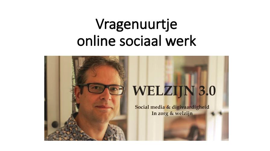 digivaardig sociaal werk webinar 25 maart 2020