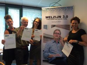 Digitaal sociaal werk, social media, Welzijn 3.0