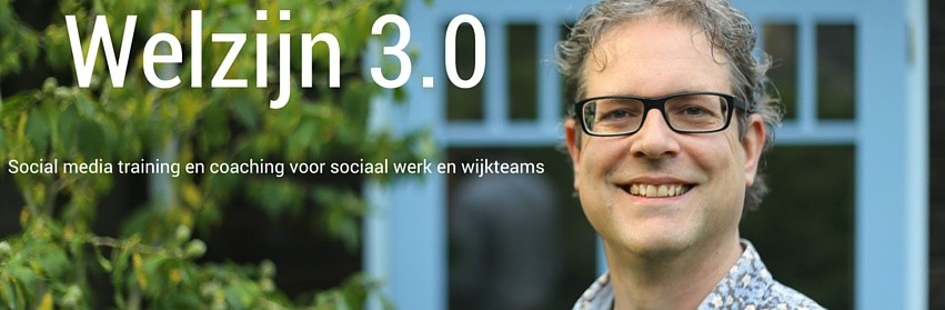 WELZIJN 3.0  social media training en coaching in zorg en welzijn